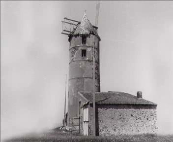 Moulin avant rénovation