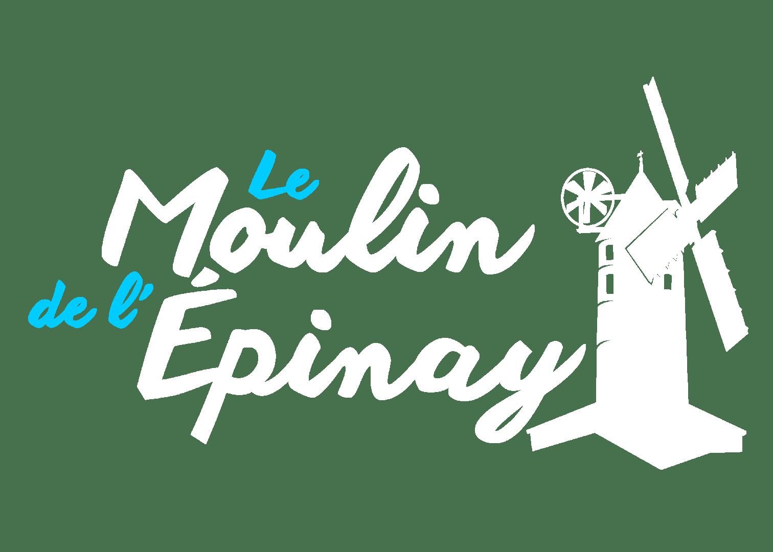Logo - Moulin de l'Epinay